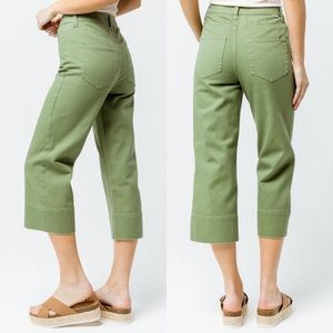 ⭐️LOWEST PRICE Sky and Sparrow Wide Leg Crop Pants